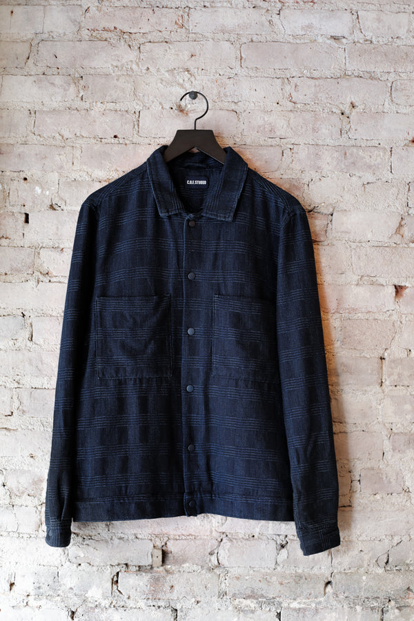 COF Cruise Jacket, Indigo