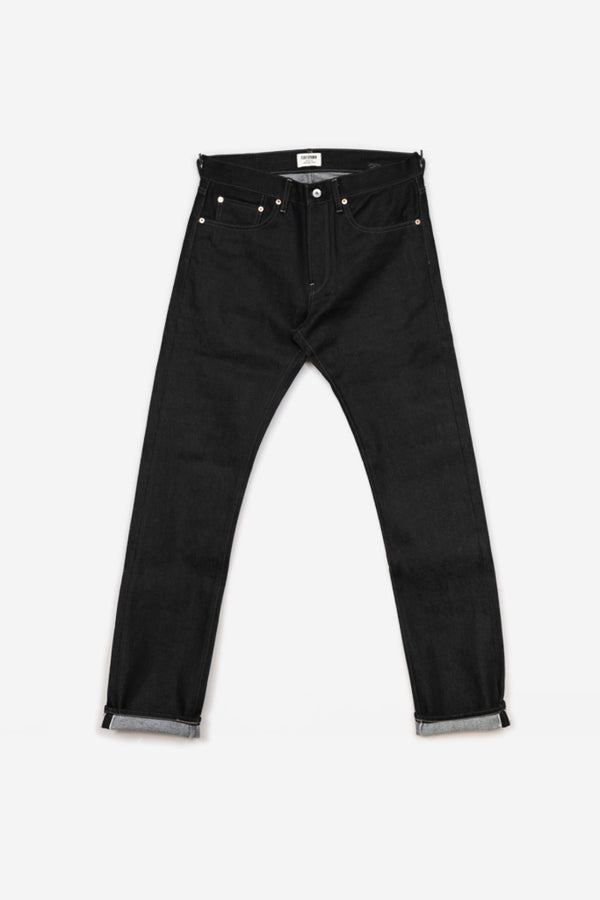 C.O.F. Studio - COF M2 Jeans Regular Unwashed, Blk/Blk - Clothing - Bottom - Denim - Modern Anthology-