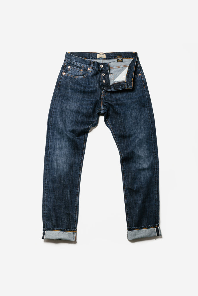 C.O.F. Studio - COF M2 Jean Regular Aged Indigo - Clothing - Bottom - Denim - Modern Anthology-