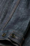 C.O.F. Studio - Standard Jacket Indigo - Clothing - Outerwear - Midweight Jacket - Modern Anthology-