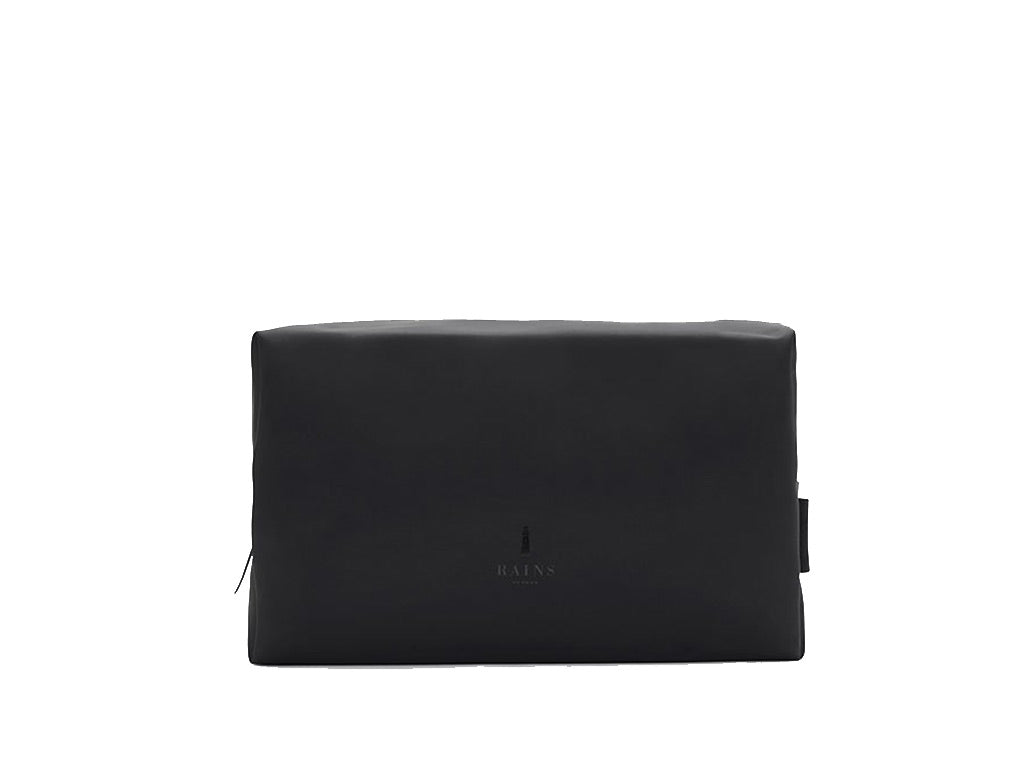 Rains - Dopp Kit Large Black - PERSONAL ACCESSORIES - Bag - Dopp Kit - Modern Anthology-
