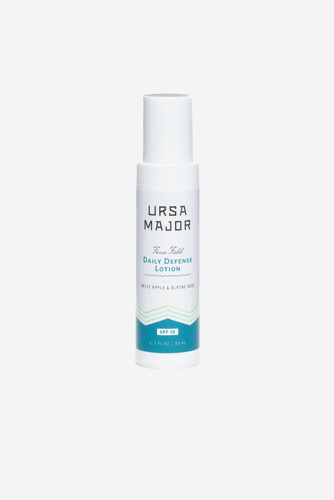 Ursa Major - Force Field Daily Defense Lotion - GROOMING - Face Grooming - Face Lotion - Modern Anthology-