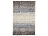 Dash & Albert - Blue Moon Cotton Viscose Woven Rug - Home - Decor - Rug - Modern Anthology-
