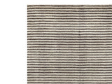 Dash & Albert - Cut Stripe Grey Rug - Modern Anthology - 2