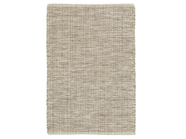 Dash & Albert - Marled Brown Cotton Rug - Home - Decor - Rug - Modern Anthology-