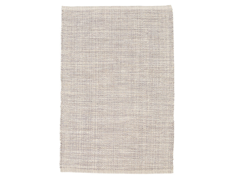 Dash & Albert - Marled Grey Cotton Rug - Modern Anthology - 1
