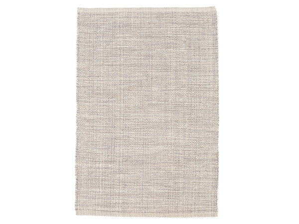 Dash & Albert - Marled Grey Cotton Rug - Home - Decor - Rug - Modern Anthology-