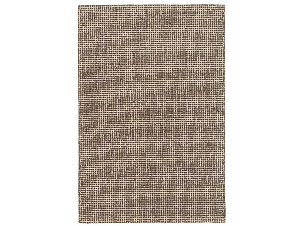 Dash & Albert - Matrix Sable Wool Tufted Rug - Modern Anthology
