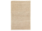 Dash & Albert - Nevis Sand Woven Jute Rug - Modern Anthology - 1