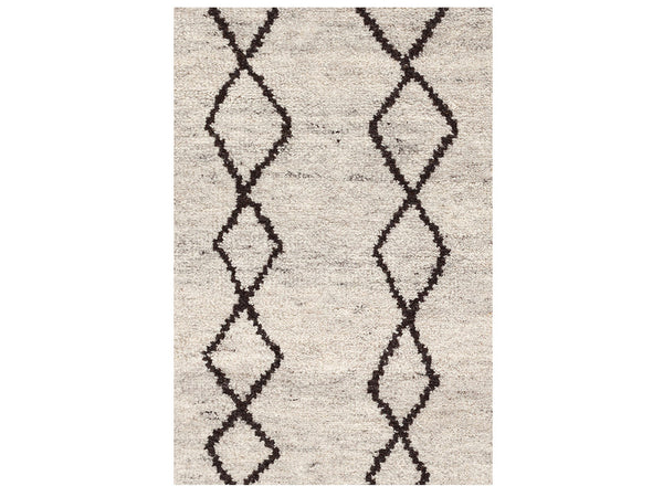 Dash & Albert - Zama Small Diamond Rug - Modern Anthology - 1