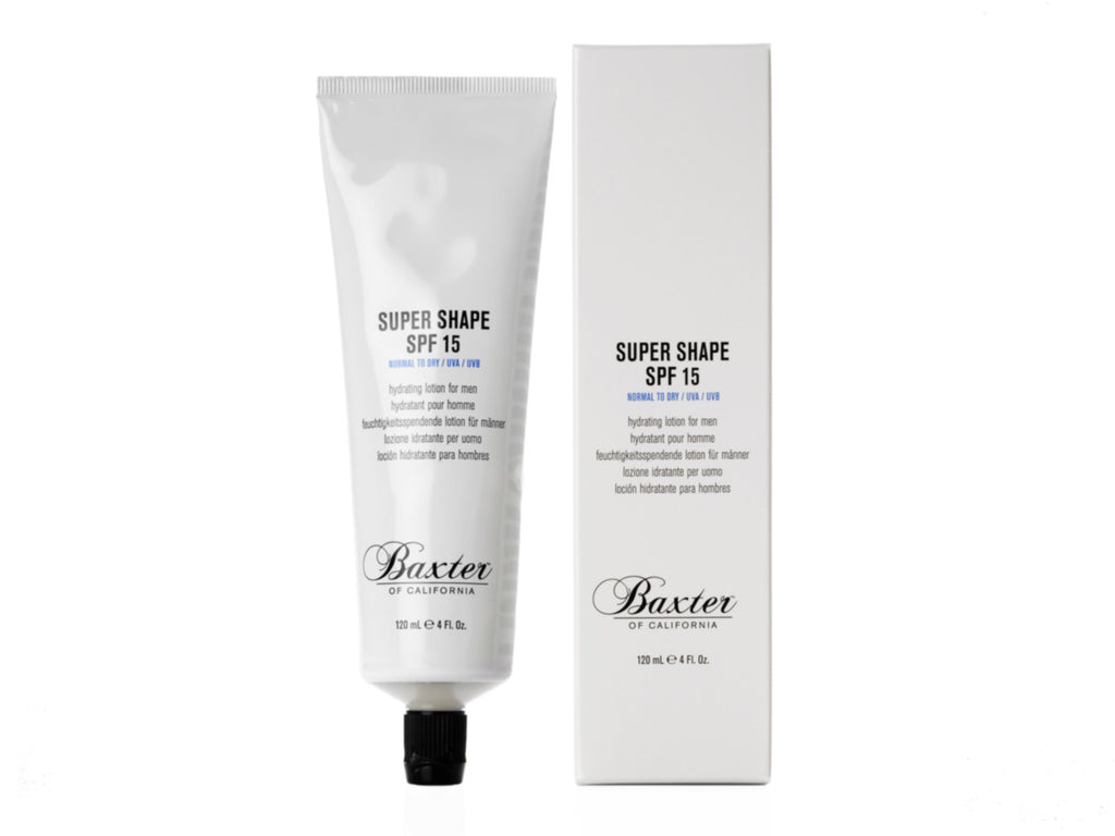 Super Shape SPF15 - Baxter of California - Modern Anthology