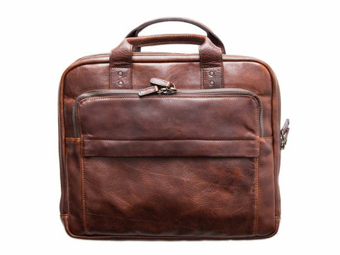 Jay Briefcase Leather
