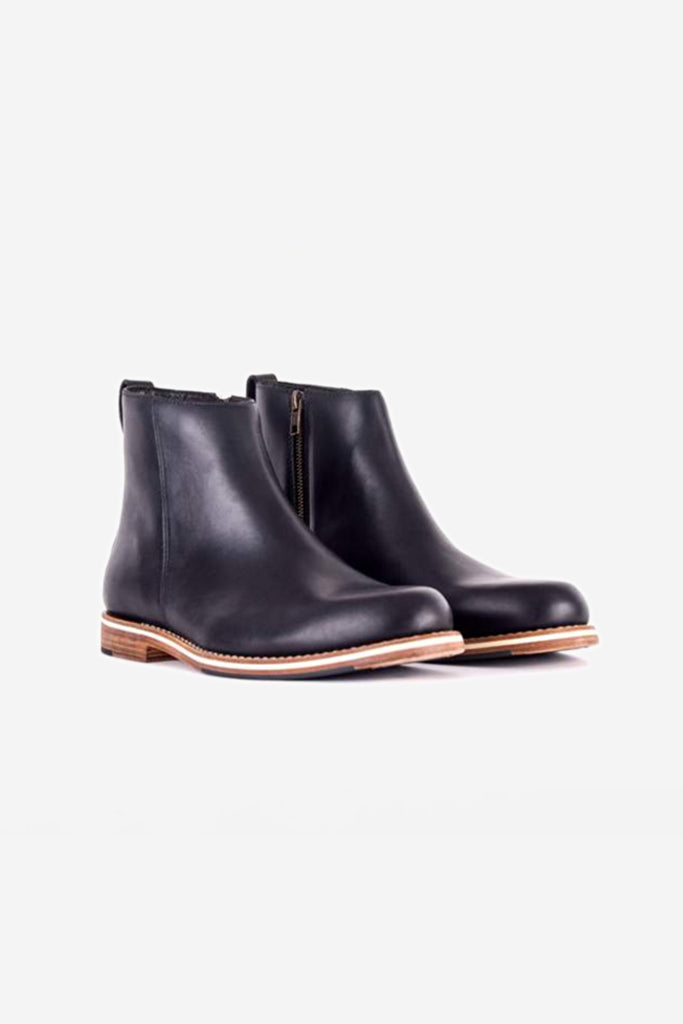 Helm - Pablo Boot Black - Clothing - Footwear - Boot - Modern Anthology-