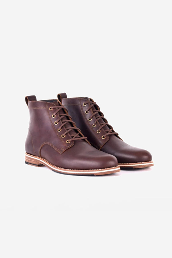Helm - Zind Boot Brown - Clothing - Footwear - Boot - Modern Anthology-