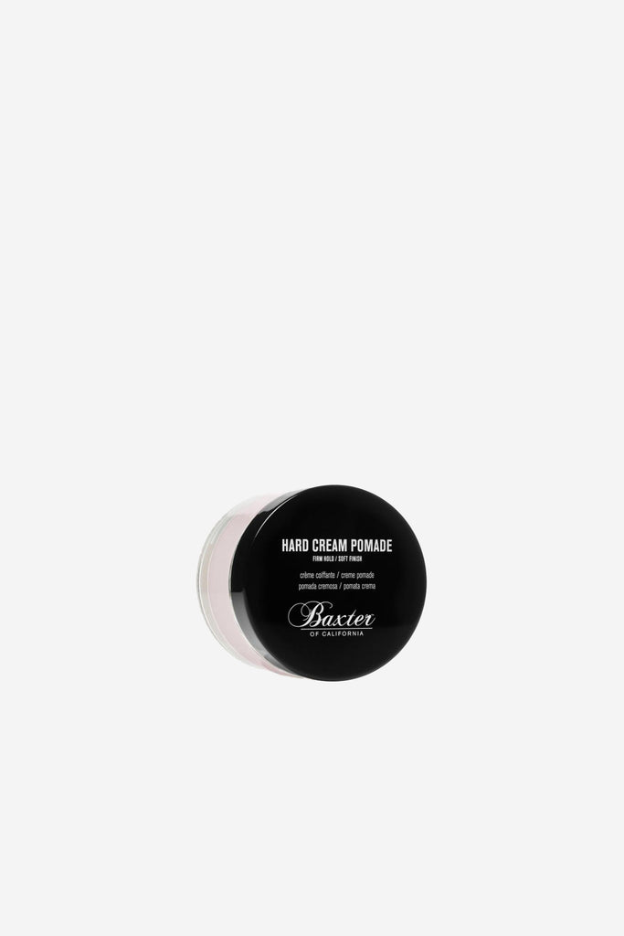 Baxter Of California - Hard Cream Pomade - Grooming - Hair Grooming - Pomade - Modern Anthology-