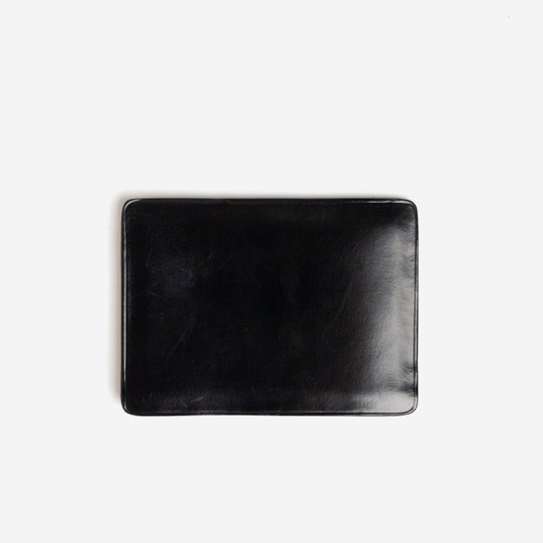 Il Bussetto - Card Wallet Black - Personal Accessories - Wallet - Credit Card - Modern Anthology-