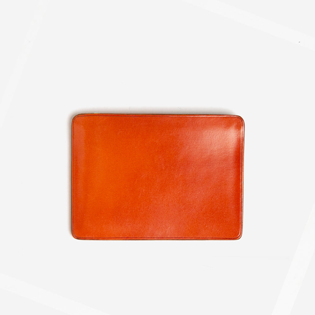Il Bussetto - Card Wallet Orange - Personal Accessories - Wallet - Credit Card - Modern Anthology-