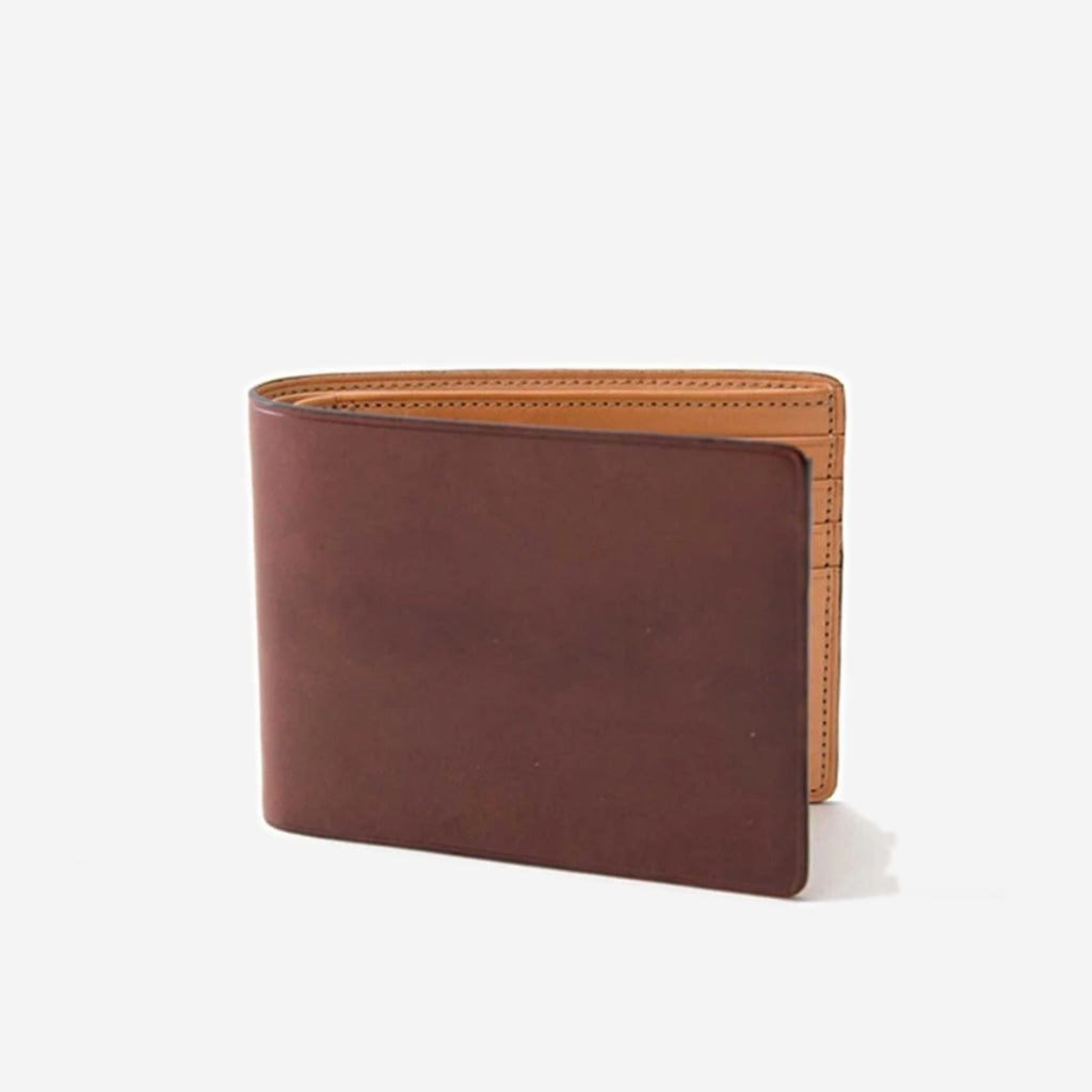 Il Bussetto - Slim Bi-Fold Wallet Cappuccino - Personal Accessories - Wallet - Billfold - Modern Anthology-