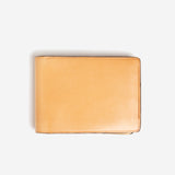 Il Bussetto - Slim Bi-Fold Wallet Natural - Personal Accessories - Wallet - Billfold - Modern Anthology-