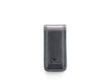 IL BUSSETTO - Leather Money Clip Black - PERSONAL ACCESSORIES - Wallet - Money Clip - Modern Anthology-