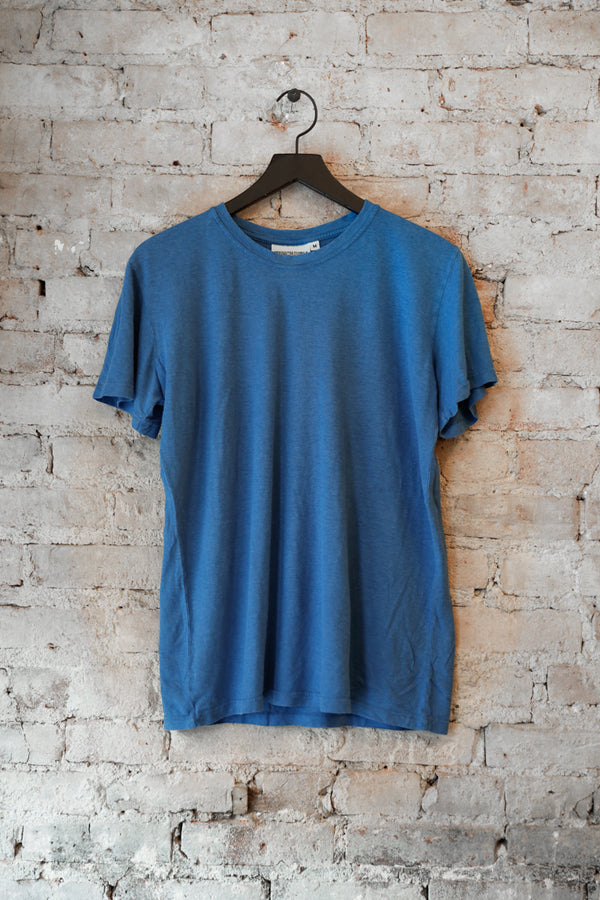 Jungmaven - JM Jung Tee 5oz, Lake Blue - CLOTHING - Top - Short Sleeve TShirt - Modern Anthology-