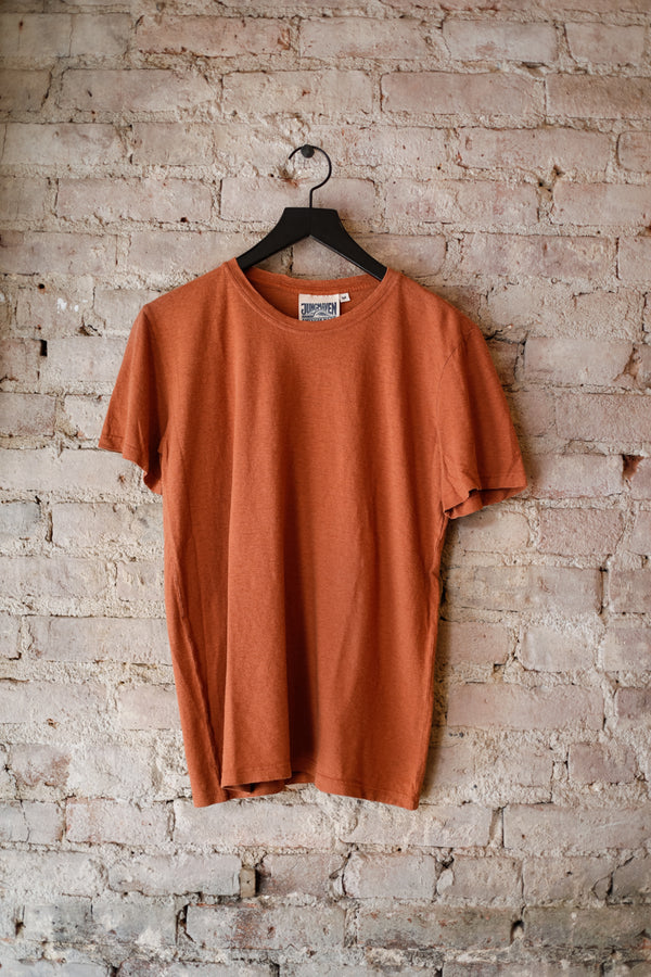 Jungmaven - JM Jung 5oz Tee Terracotta - CLOTHING - Top - Short Sleeve TShirt - Modern Anthology-