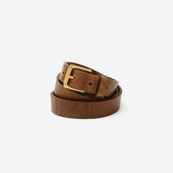 KC/KO - KC/KO Tan Belt - Clothing - Clothing Accessory - Belt - Modern Anthology-
