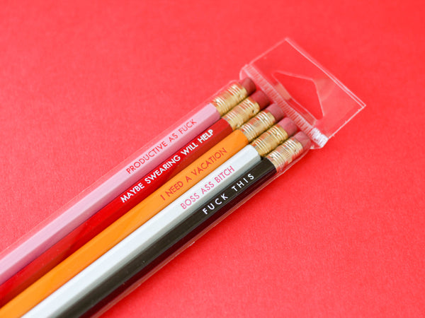 Variety Pencil Pack