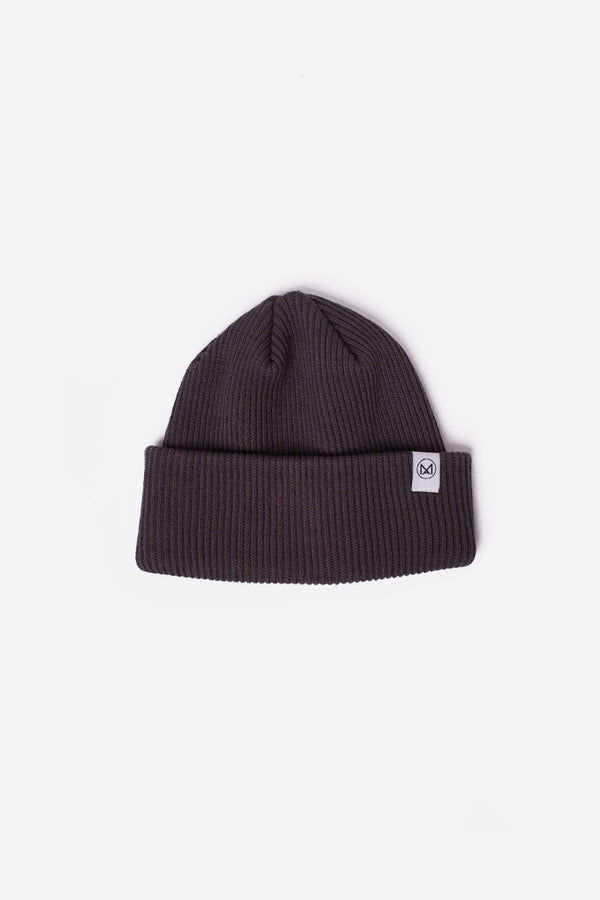 Modern Anthology - MA Classic Knit Beanie Black - Clothing - Clothing Accessory - Hat - Beanie - Modern Anthology-