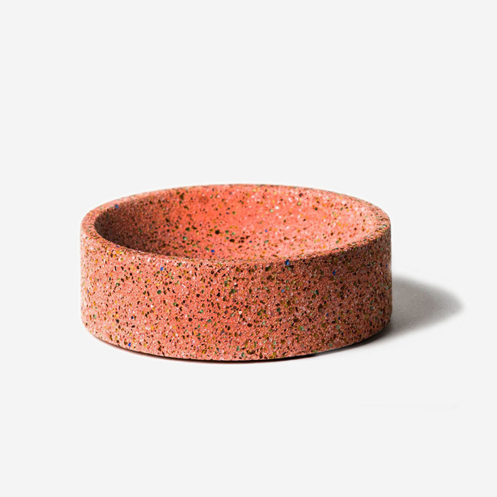 Pretti Cool - Concrete Catchall Coral - Habitat - Decor - IncenseRoom Spray - Modern Anthology-