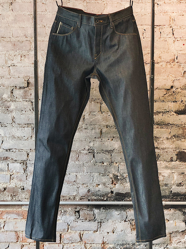 Raleigh Denim - Graham Original Raw - Clothing - Bottom - Denim - Modern Anthology-