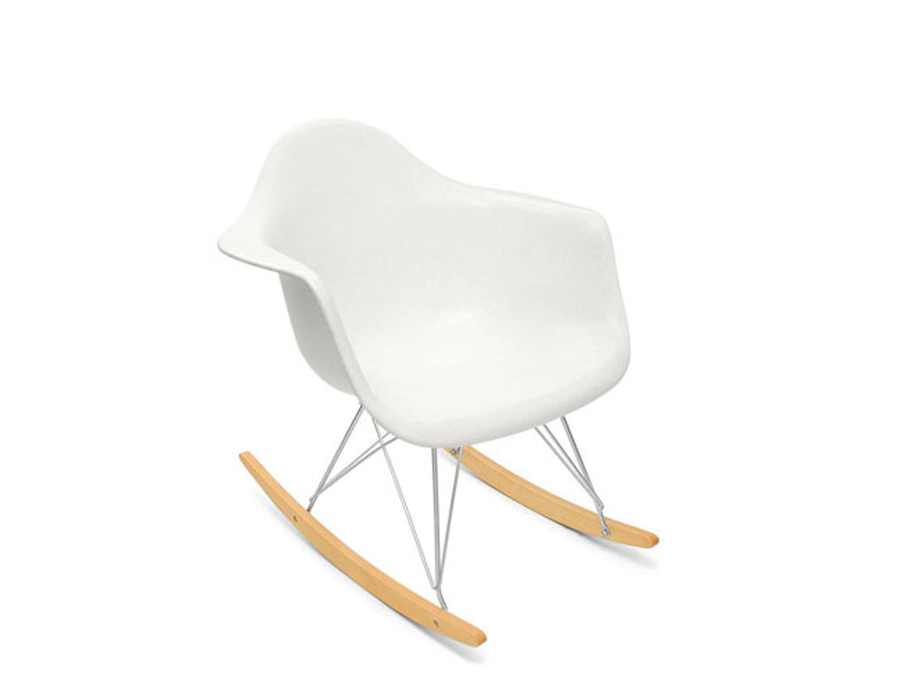 Modernica Inc - Fiberglass Rocking Chair - MODERNICA - Modern Anthology-