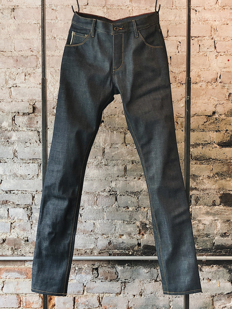 Raleigh Denim - Martin Thin Fit Original Raw - Clothing - Bottom - Denim - Modern Anthology-