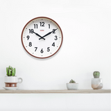 Factory Station Numbers Clock - Available in 2 Colors