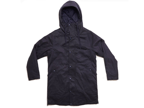 Sempach - Kadett Parka Navy - Modern Anthology - 1