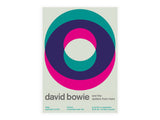 David Bowie Poster - Swissted - Modern Anthology - 2