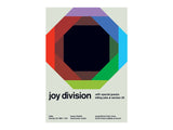 Swissted - Joy Division Poster 1980 - Modern Anthology - 2