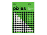 The Pixies Poster - Swissted - Modern Anthology - 2