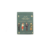 Design Fern - Twin Peaks Playing Cards - HOME - ToyGame - Modern Anthology-