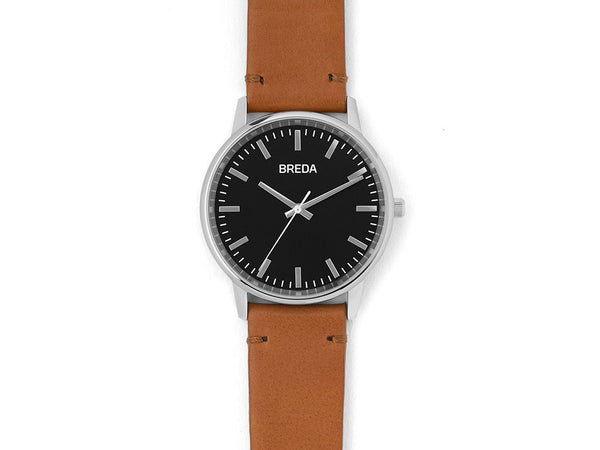 Breda - Zapf Watch Tonal Silver Brown - PERSONAL ACCESSORIES - Watch - Analog Watch - Modern Anthology-