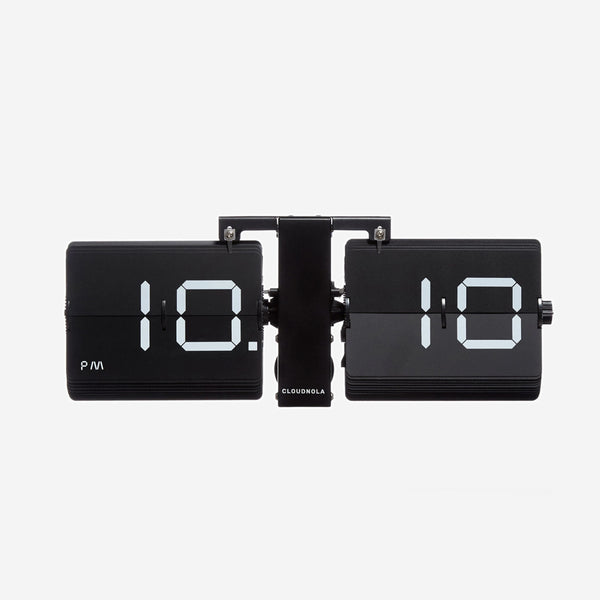 Flipping Out Clock - Available in 2 Colors