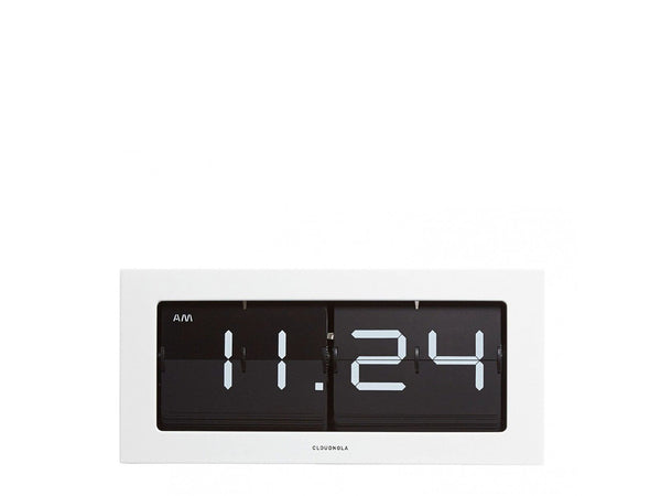 Cloudnola - King + Prince Flip Clock - Habitat - Decor - Clock - Modern Anthology-