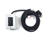Conway Electric - Conway Exto +2 USB White - Modern Anthology - 1