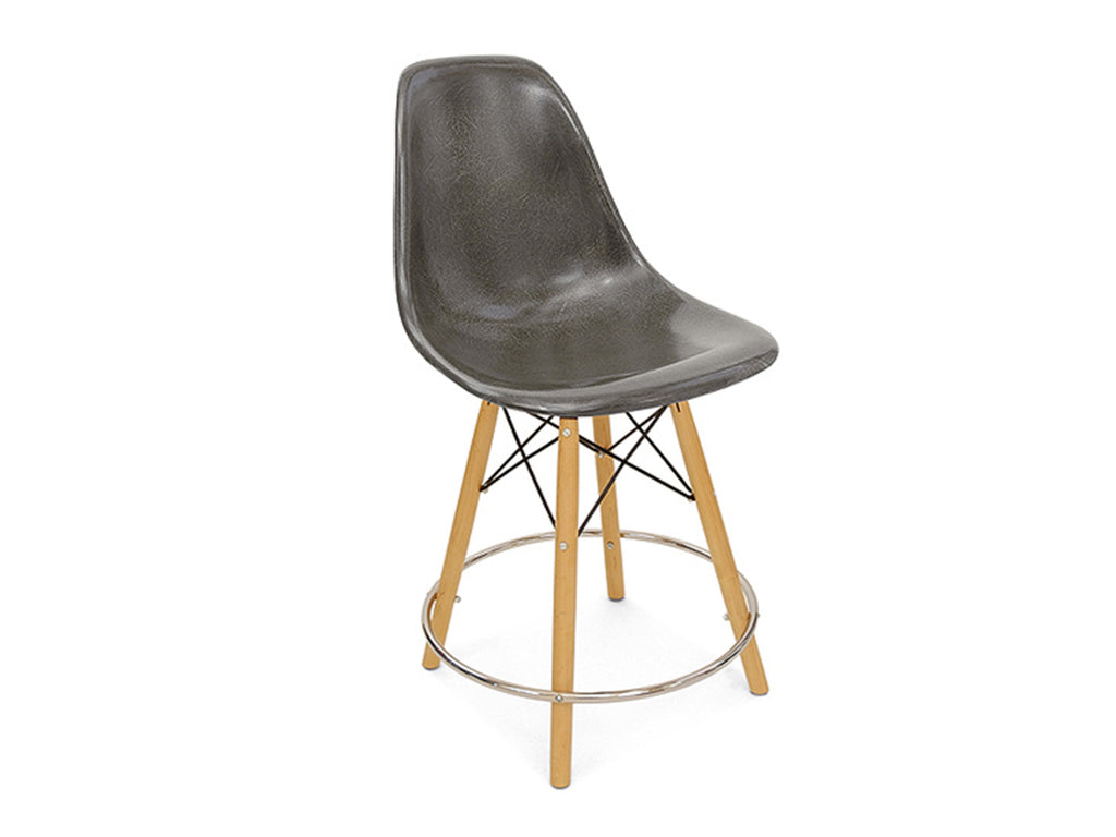 Modern Anthology - Fiberglass Counter Stool - MODERNICA - Modern Anthology-