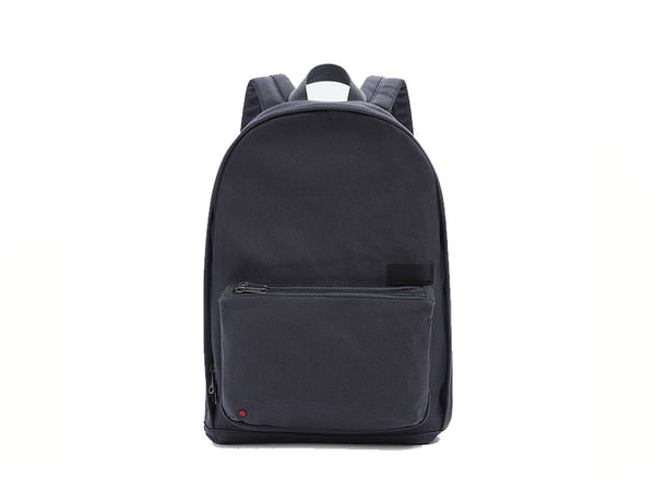 Lorimer Canvas Backpack Grey