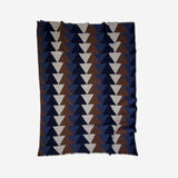 Stacked Triangle Throw - Available in 2 Colors