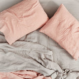 Hawkins New York - Simple Linen Pillow Cases + Shams - Bedding - Modern Anthology-