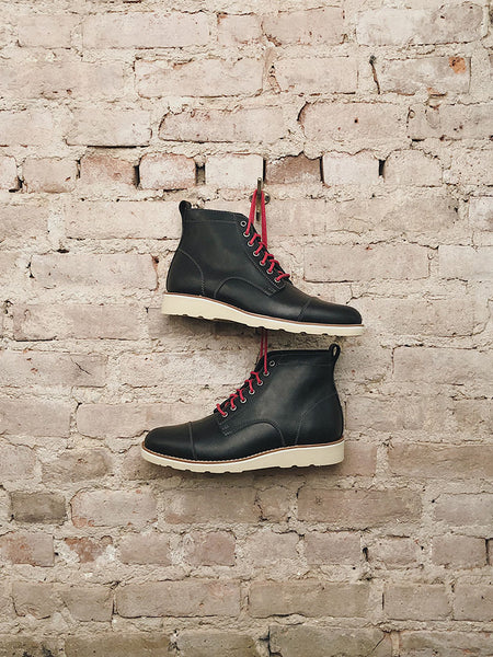 Helm - Boots Lou Black EW - Clothing - Footwear - Boot - Modern Anthology-
