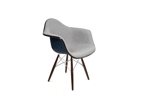 Superieur Modernica Inc   Upholstered Fiberglass Armchair   Furniture   Seating    Armchair   Modern Anthology