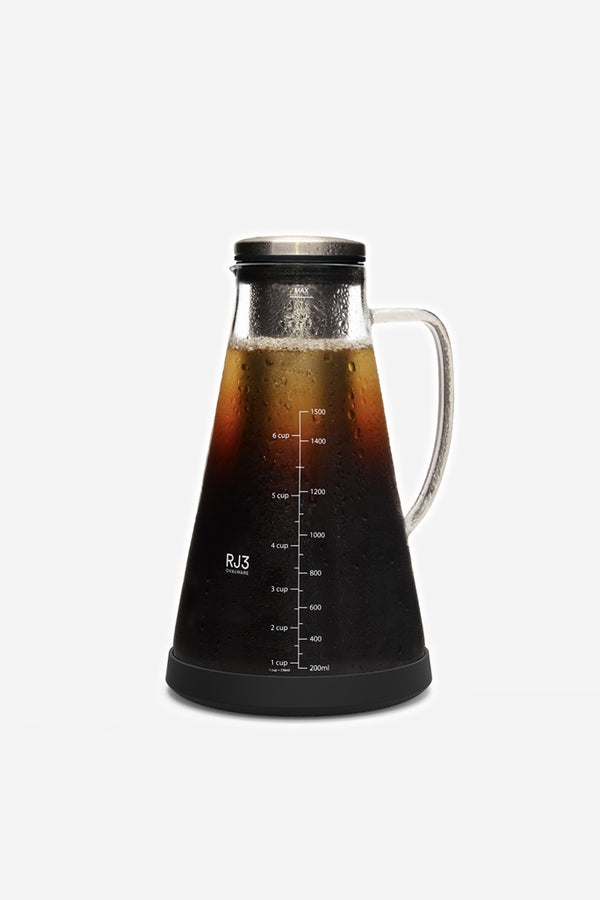 Ovalware - Ovalware Cold Brew Maker - Habitat - Tabletop - Dinnerware - Modern Anthology-